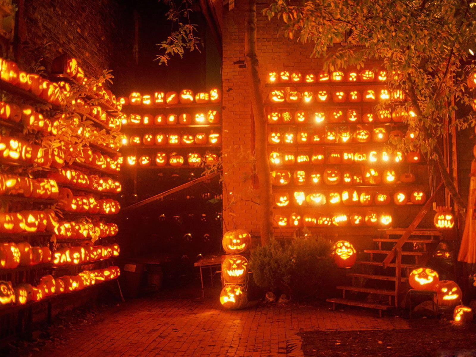 com wallpapers halloween house windows - photo #47