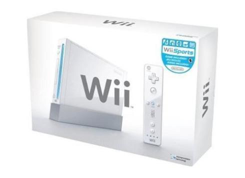 Nintendo Wii Christmas sale