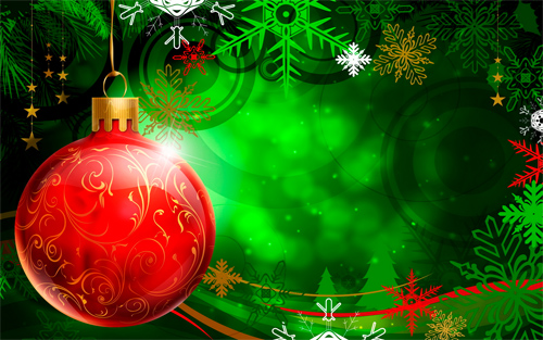 Wallpaper-christmas-ornament-red in Beautiful Christmas Pictures and Creative Christmas Designs
