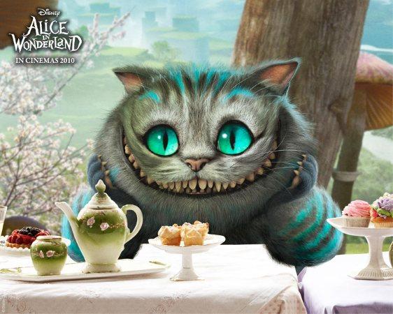 Alice in Wonderland HD Wallpaper