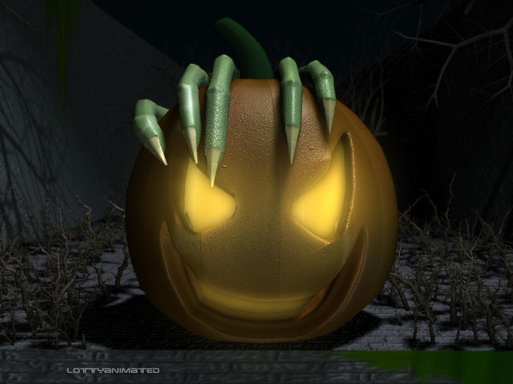 Halloween desktop wallpaper 2.