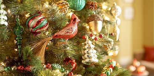 Christmas Ornaments Two
