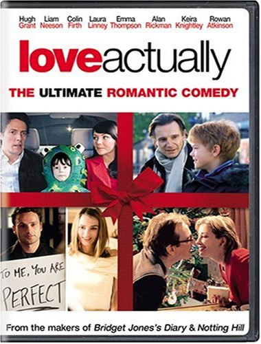 Romantic christmas film