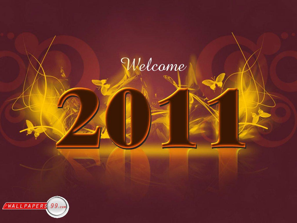 2011 new year wallpaper 13 2011