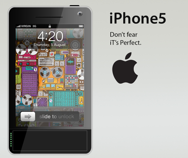 Top 10 Hot Rumors On IPhone 5 Release Date And Specs
