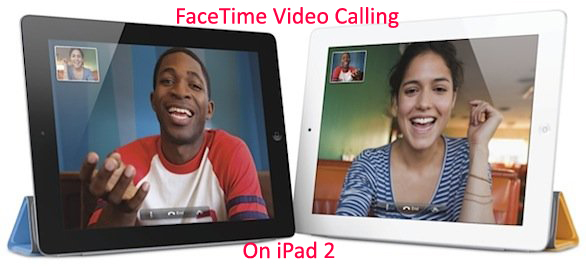 how to call facetime on ipad