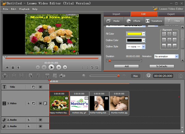 Picture Video Maker