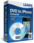 DVD al convertitore di iPhone