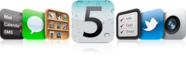 IOS5 de Apple