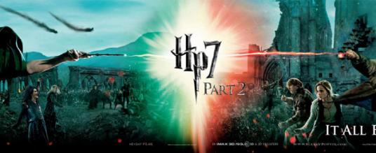 Harry Potter ei doni della morte: Parte 2