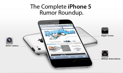 20 rumors on apple iphone 5 a roundup of apple iphone 5 for Iphone 5 features friday rumor roundup