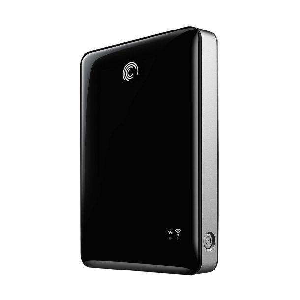 ipad wireless hard drive