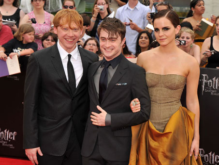 Harry Potter and the Deathly Hallows: Part 2 premiere in NYC