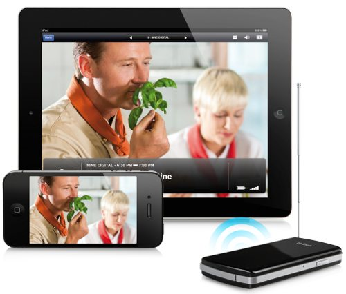 Movile TV Tuner for iPad