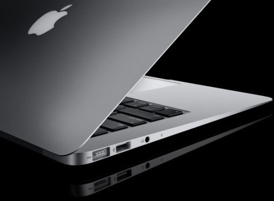 Nuovo MacBook Airs