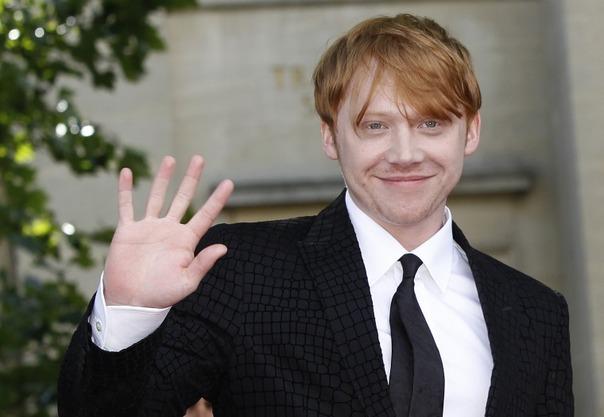 Rupert Grint - Ron