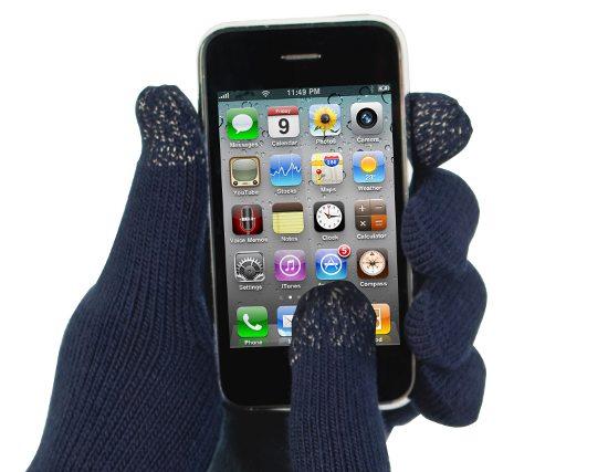 SmarTouch Gloves iPad