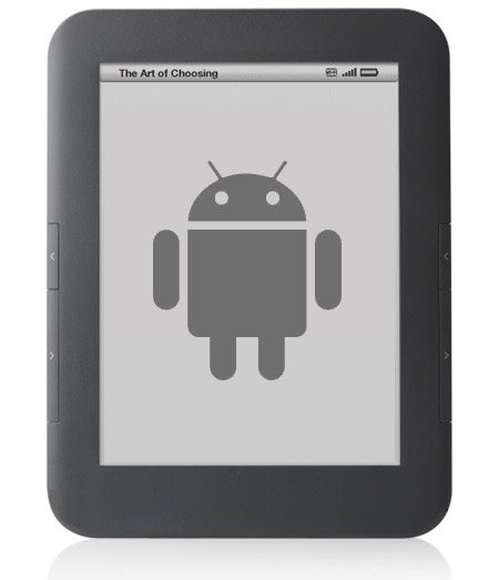 Amazon Kindle Touch-screen