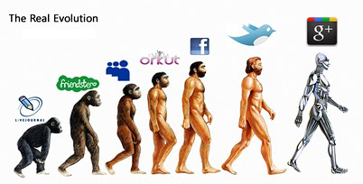 Google+ VS Facebook funny pictures 8
