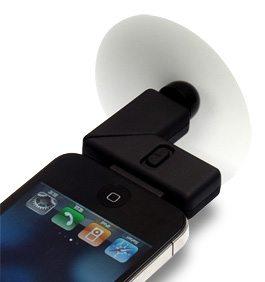 iPhone 4 Dock Fan