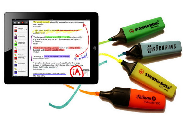 ipad app academic papers