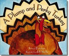 A Plump and Perky Turkey