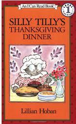 La cena del Ringraziamento di Silly e Tilly