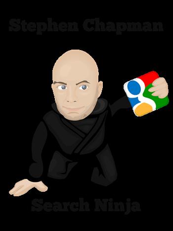 Stephen Chapman Search Ninja
