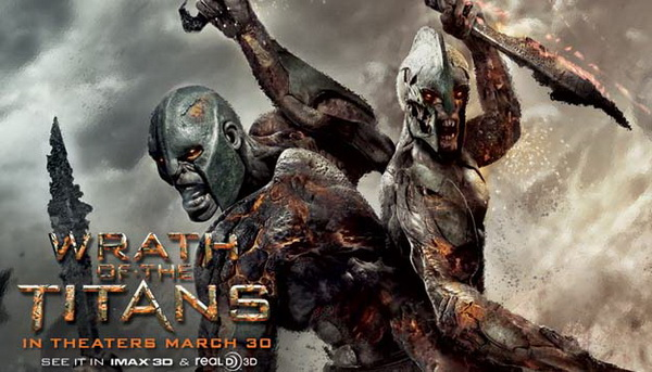 Wrath of the Titans poster 3