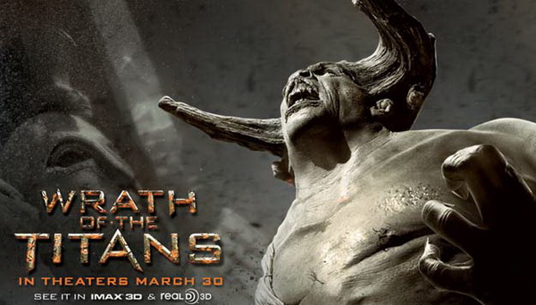 Wrath of the Titans poster 4