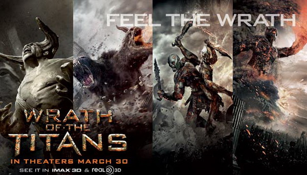 Wrath of the Titans poster 5