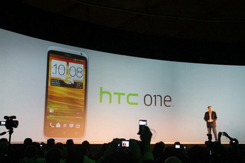 HTC One series release