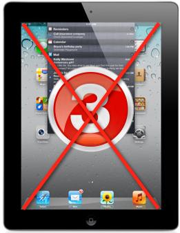Joke no iPad 3