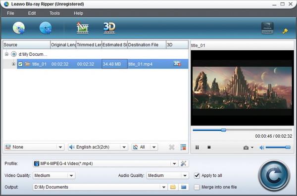 Blu-ray Ripping program
