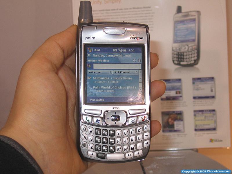 Palm Treo 700w