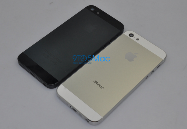 iPhone 5 balck white
