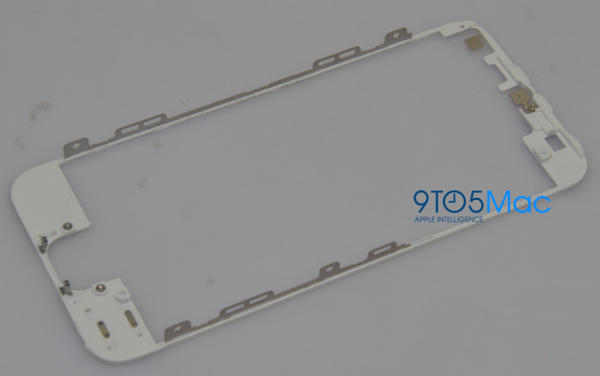 iPhone 5 white cover
