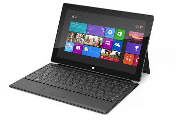 Microsoft Windows Surface Tablet PC