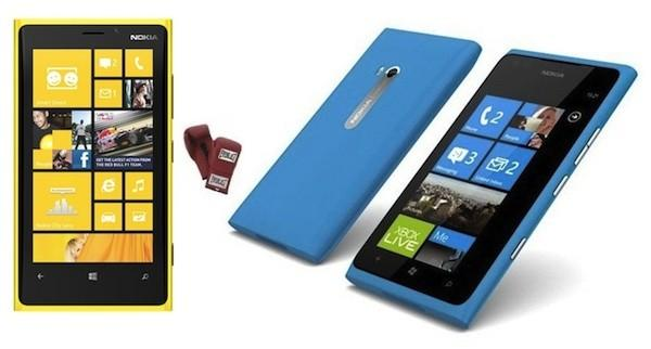 Nokia Lumia 920 vs. Lumia 900