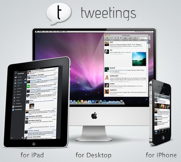 Twitter for iPhone & iPad