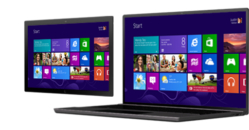 Windows 8 Operating System