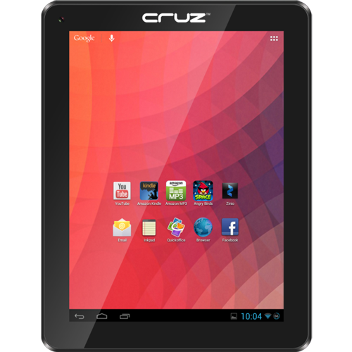 Cruz D610 tablet