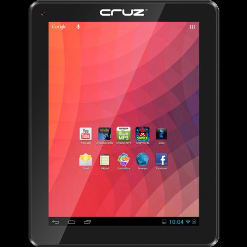 Cruz D610 tablet