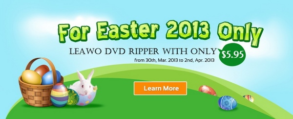 2013 Easter Promotion