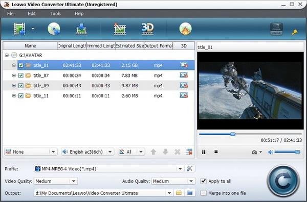 video converter ultimate