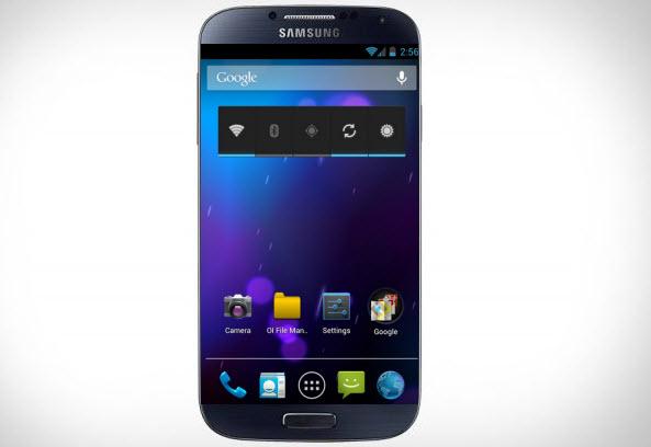Google Galaxy S4