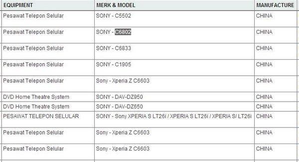 Sony Xperia news