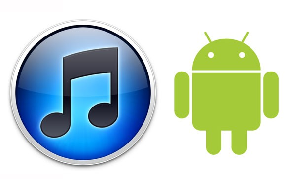 how to download music from itunes to android phone