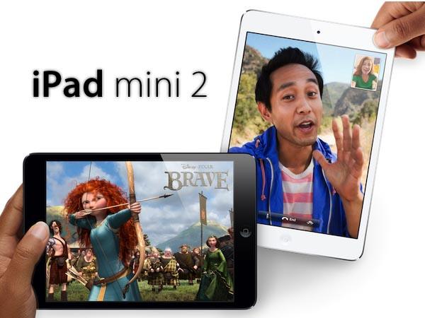 iPad mini 2 with Retina or Not