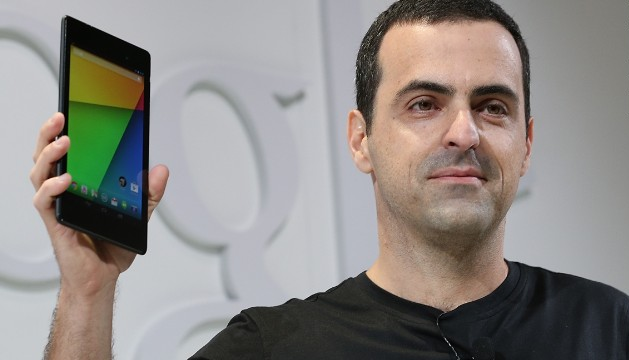 Google Unveiled the New Nexus 7 on Wednesday